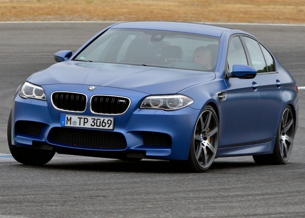 BMW M5 2013 download photo