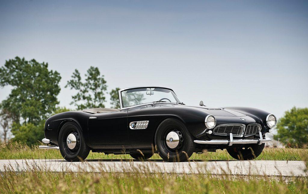 BMW 507 1957 download photo