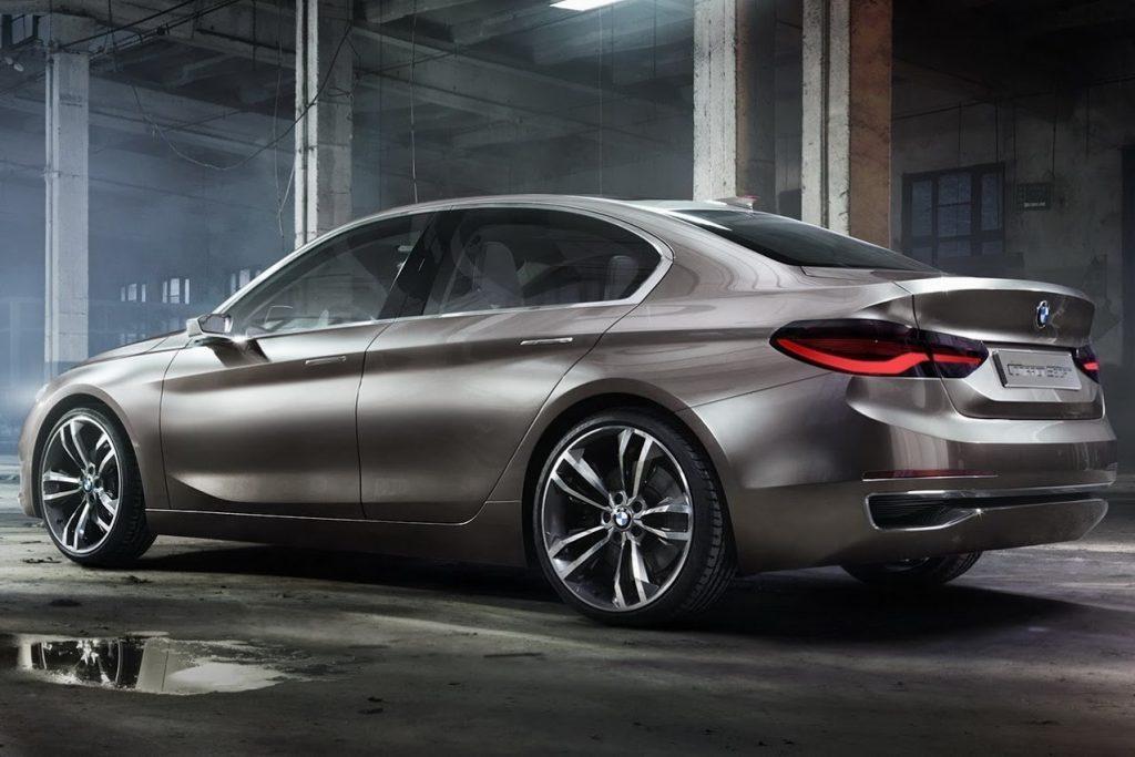 BMW Compact Sedan Concept (2015 -2016) download photo