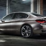 BMW Compact Sedan Concept (2015 -2016) download photo