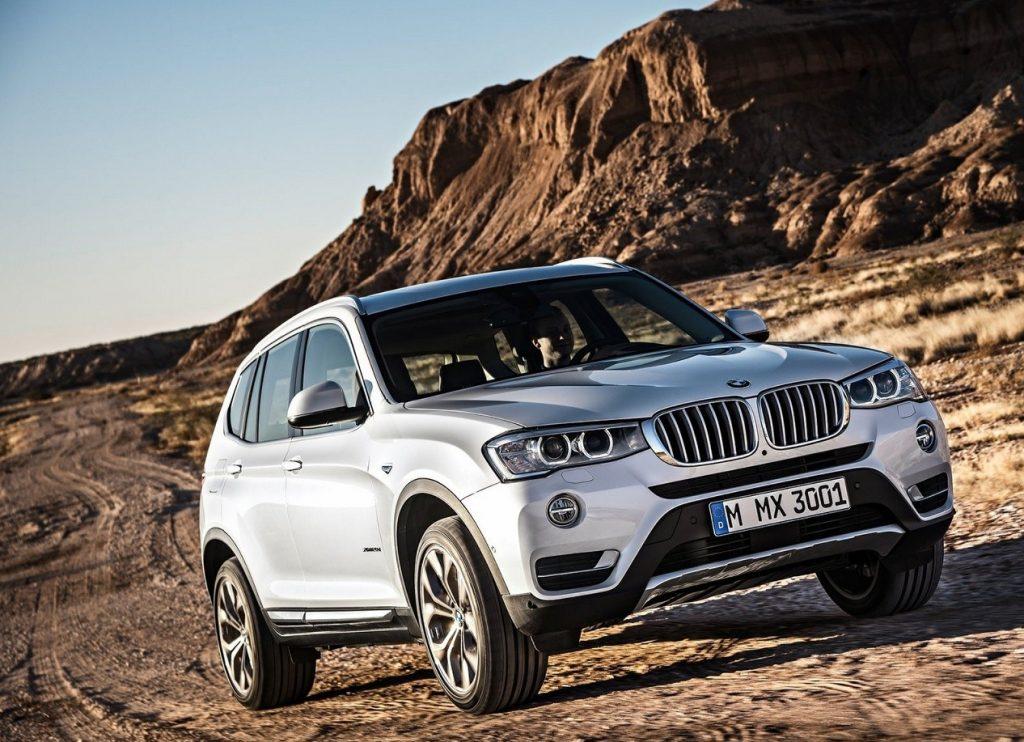 BMW X3 2013 download photo