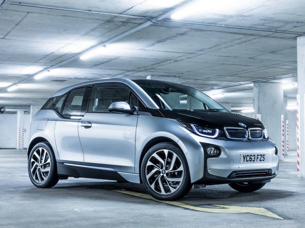 BMW i3 2013 download photo