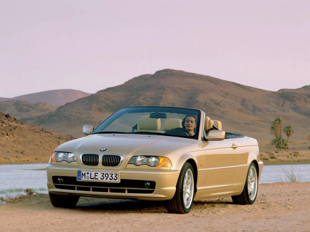BMW 3-series Cabrio 2006 download photo