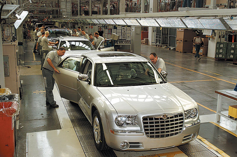 Fiat Chrysler withdraws more than 85 thousand cars because of problems with electronics