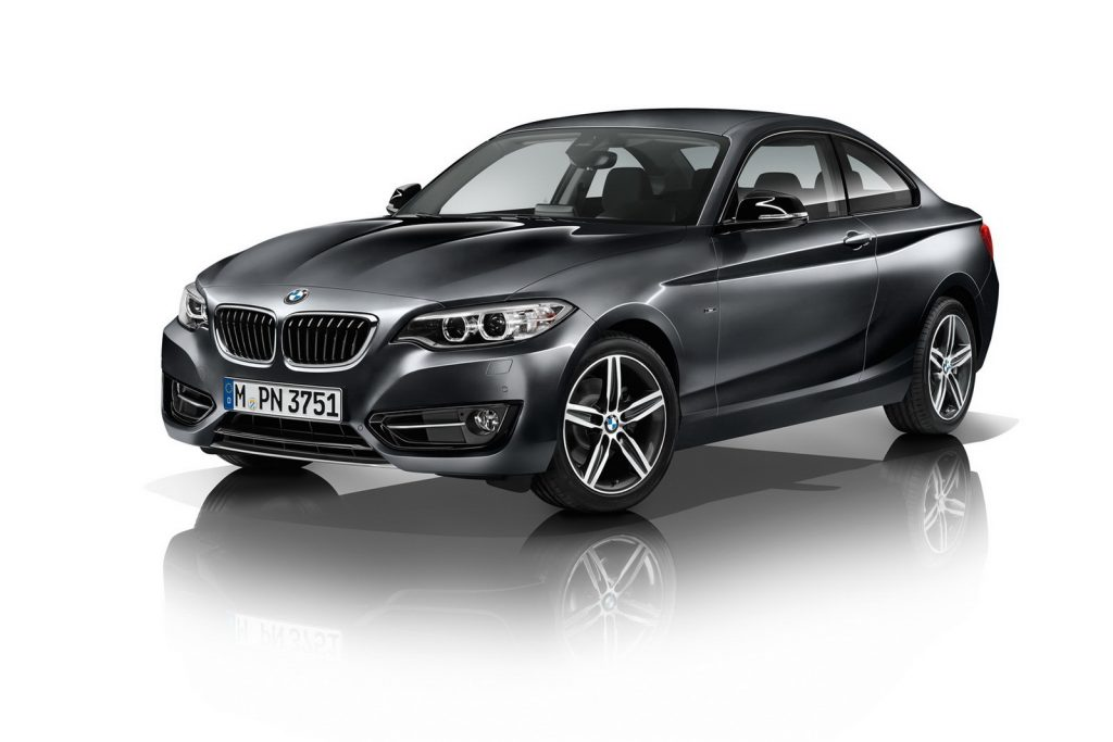 BMW 2 Series 220i Coupe (2016) download photo