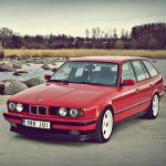 BMW 5 Series E34 (1988-1996) download photo