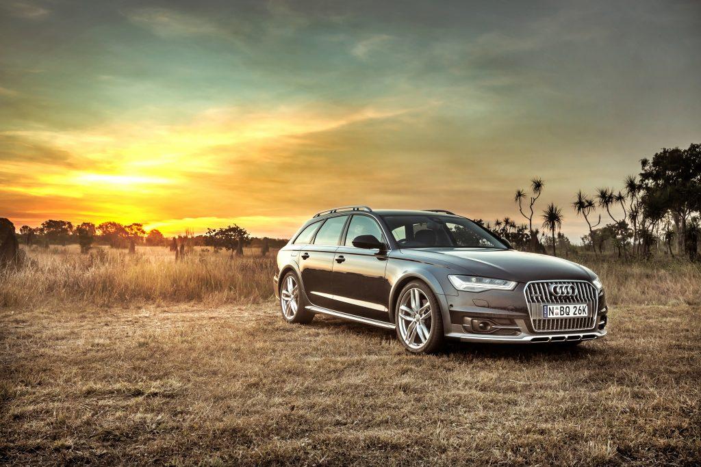 Audi A6 Allroad Quattro 2016 Download Photo Auto World Body Parts