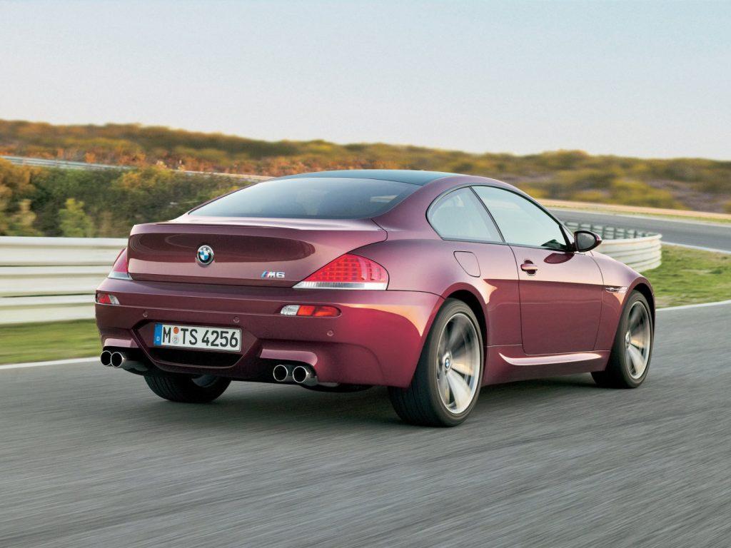 BMW 6 Series M6 (2005) download photo