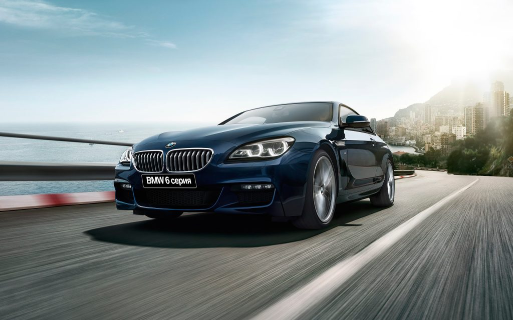 BMW 6 Series 640i xDrive Coupe(2016) download photo