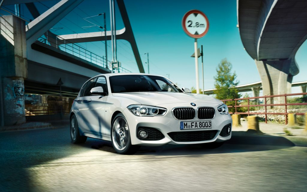 BMW 1 Series 118i (2016) download photo