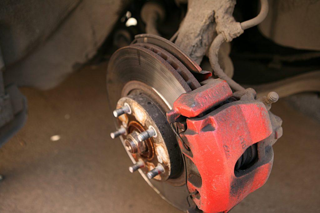 Why do brake pads squeak?