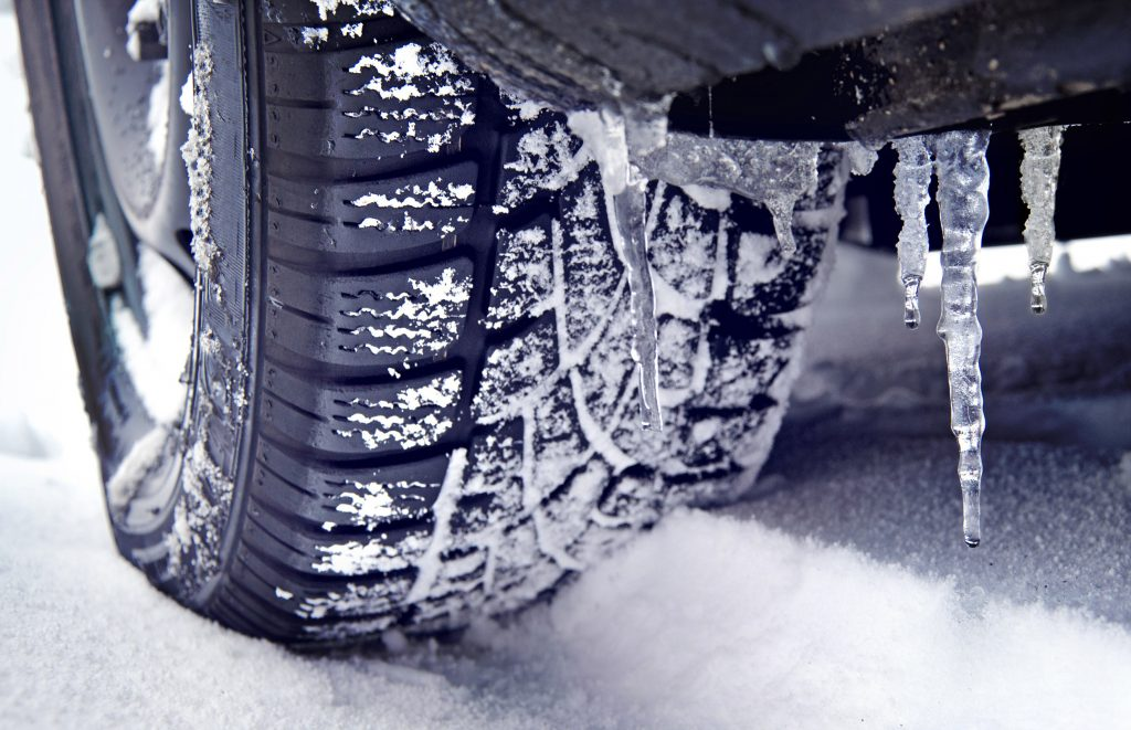 How to choose winter tires for a car
