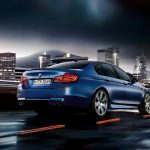 BMW M5 Sedan (2016) download photo