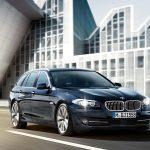 BMW 5 Series 528i xDrive Touring(2016) download photo