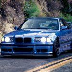BMW 3-series E36 download photo