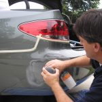 How to fix a scratch on your bumper